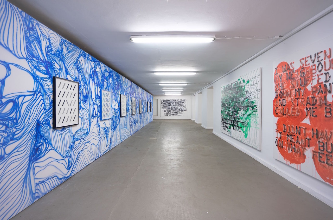 EBENSPERGER Schwarzwald: LYRCS Installation Views
