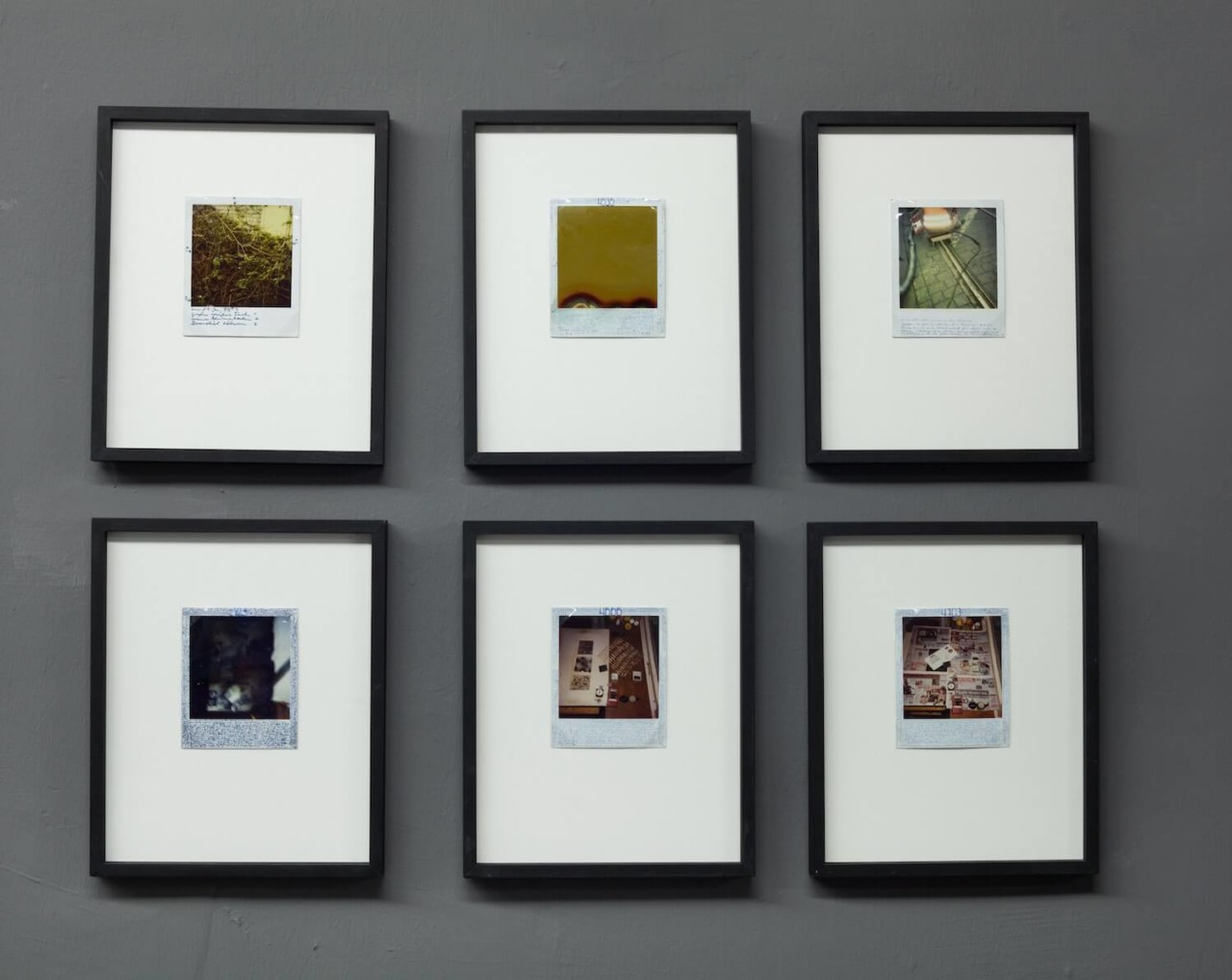 EBENSPERGER RHOMBERG Delmes & Zander Installation Views