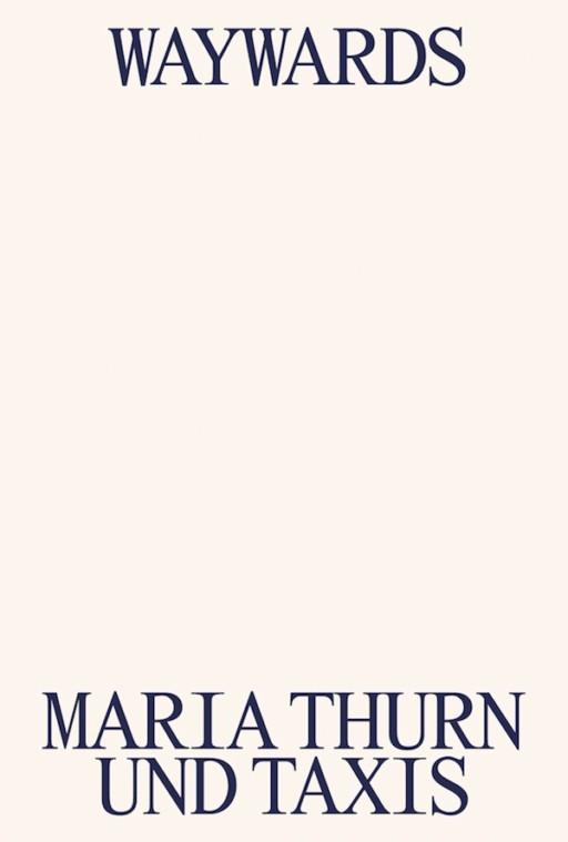 EBENSPERGER Maria Thurn und Taxis