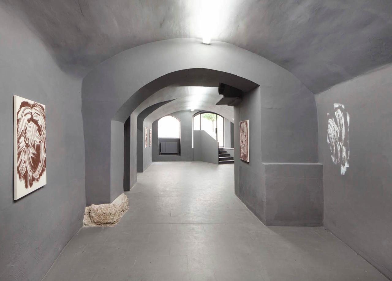 EBENSPERGER RHOMBERG Feldmann: Creme Installation Views