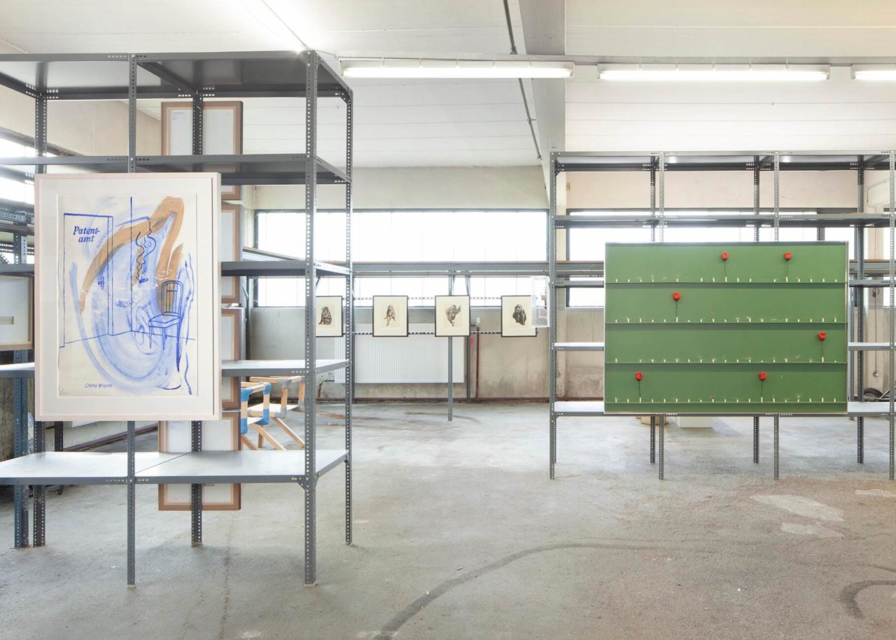 EBENSPERGER RHOMBERG Played Installation Views